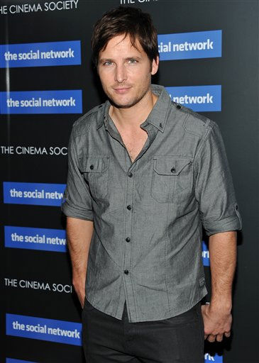 Actor Peter Facinelli attends a special...
