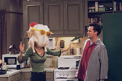 'Friends' - 'The One with All the Thanksgivings'