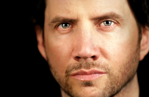 Jamie Kennedy wrote on his  official Twitter page, &#39;greg giraldo. the world has lost a brilliant mind. i was very fortunate to watch greg at the laugh factory many times. he was gutbusting.RIP.&#39; <span class=meta>(Photo courtesy of Jamie Kennedy&#39;s official Twitter page)</span>