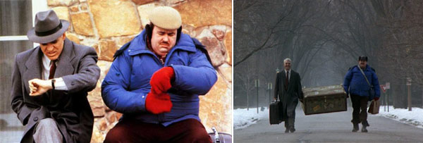 In this film, which stars Steve Martin and the late John Candy, an advertising executive struggles to get home to be with his family on Thanksgiving with an obnoxious, but loveable salesman by his side.  The pair must overcome obstacles of blizzards, transfers, strikes and delays. <span class=meta>(Photo courtesy of Paramount Pictures)</span>