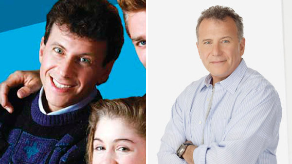 Paul Reiser in a promotional photo from the hit-TV show 'My Two Dads.' / Paul Reiser appears in a promotional photo for his 2011 series, 'The Paul Reiser Show.'