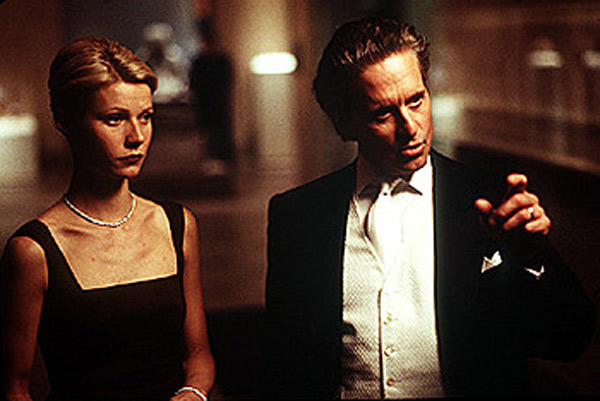 'A Perfect Murder' (1998): This film was a remake of the Hitchcock classic, 'Dial 'M' for Murder.' Michael Douglas starred