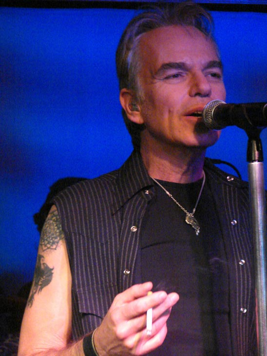 Billy Bob Thornton avoids antique furniture. 'I...