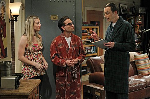 Thursday, Jan. 6, 2011: &#39;The Big Bang Theory&#39; - This nerd comedy starring Emmy winner Jim Parsons, Kaley Cuoco and Johnny Galecki continues its fourth season on CBS at 8 p.m. ET. <span class=meta>(CBS)</span>