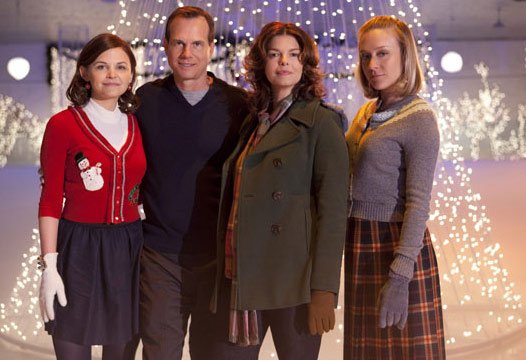 Sunday, Jan. 16, 2011: &#39;Big Love&#39; - This polygamy-oriented drama series, starring Bill Paxton, Jeanne Tripplehorn, Ginnifer Goodwin and Chloe Sevigny, returns for its fifth and final season on HBO at 9 p.m. ET. <span class=meta>(HBO)</span>