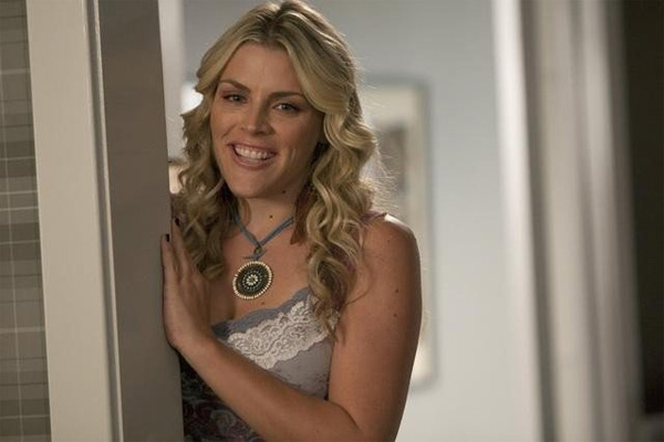 Busy Philipps appears in a still from ABC's 'Cougar Town.'