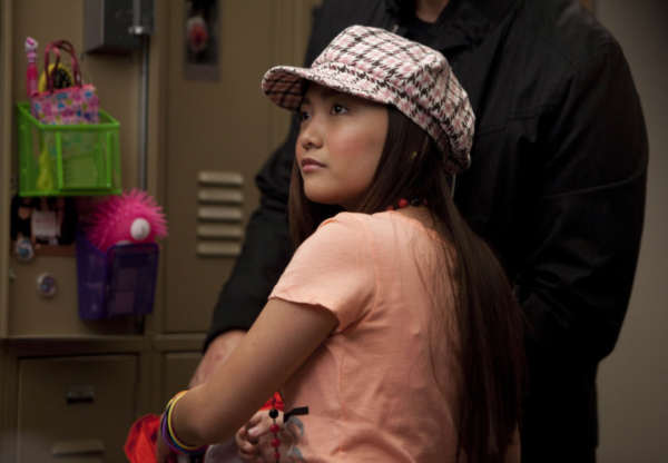 Charice guest-stars as exchange student Sunshine Corazon in &#39;Audition&#39;, the season premiere episode of &#39;Glee&#39; airing Tuesday, Sept. 21 &#40;8:00-9:00 PM ET&#47;PT&#41; on FOX. &copy;2010 Fox Broadcasting Co. <span class=meta>(Photo courtesy of Adam Rose &#47; FOX)</span>