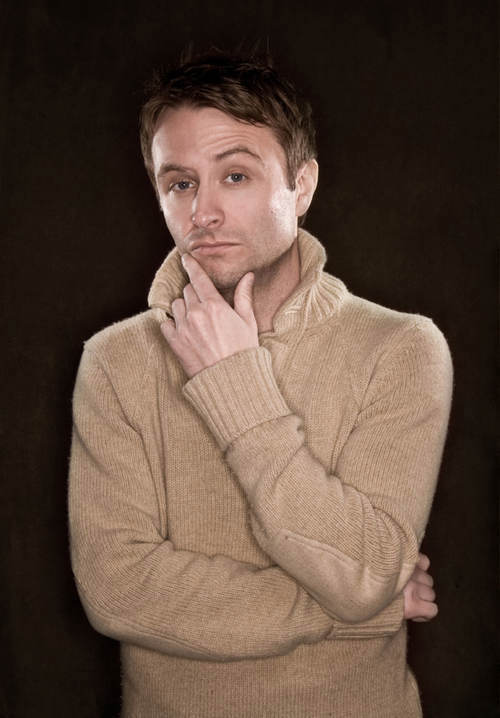 Chris Hardwick wrote on his  official Twitter page, &#39; I am floored by Greg Giraldo&#39;s death.&#39; He added, &#39;Greg was a nice dude who was one of the best comedians of our generation.&#39; <span class=meta>(Photo courtesy of Chris Hardwick&#39;s official Twitter page: Twitter.com&#47;nerdist)</span>