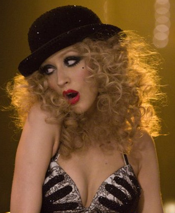 "<div class=""meta ""><span class=""caption-text "">Christina Aguilera filed for divorce from husband Jordan Bratman after almost five years of marriage, days after she announced the two have separated in October 2010.  Aguilera, a 29-year-old Grammy-winning pop singer who recently filmed her first movie, 'Burlesque,' and Bratman, a 33-year-old music marketer, married in November 2005. They have a 2-year-old son, Max. It was reported on Feb. 14, 2011 that the two finalized their divorce, which would be made official on April 15, 2011. (Photo courtesy of Sony Pictures)</span></div>"