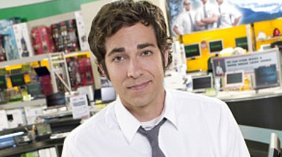 Monday, Jan. 17, 2011: &#39;Chuck&#39; - Zachary Levi plays a spy who moonlights as an electronics store worker in this action comedy, which continues its fourth season on NBC at 8 p.m. ET. <span class=meta>(NBC)</span>