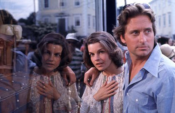 'Coma' (1978): Michael Douglas as Dr. Mark Bellows who is accused