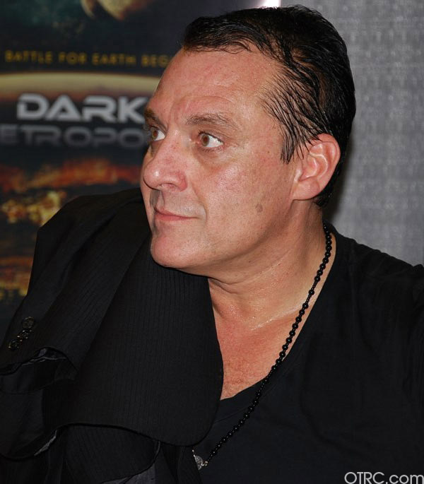 Actor Tom Sizemore was seen at Comic-Con in San Diego on Saturday July 24, 2010.