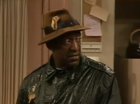 "<div class=""meta ""><span class=""caption-text "">'The Cosby Show' - 'Cliff's Wet Adventure': Clair and the Huxtable family are preparing Thanksgiving dinner and she sends Cliff to the market to pick up a few last minute things in the midst of a terrible storm.  Unfortunately for Cliff, he keeps forgetting items on his list and gets sent back into the storm. (Bill Cosby / Carsey-Werner Company / NBC)</span></div>"
