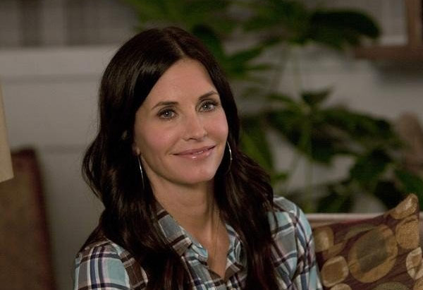 (Pictured: Courteney Cox in a scene from 'Cougar...