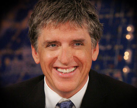 The host of 'The Late Late Show' Craig Ferguson...