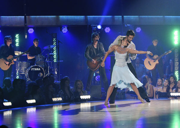"<div class=""meta image-caption""><div class=""origin-logo origin-image ""><span></span></div><span class=""caption-text"">The Goo Goo Dolls perform on 'Dancing With the Stars: The Results Show,' Tuesday, Oct. 12, 2010. (ABC Photo/ Adam Larkey)</span></div>"