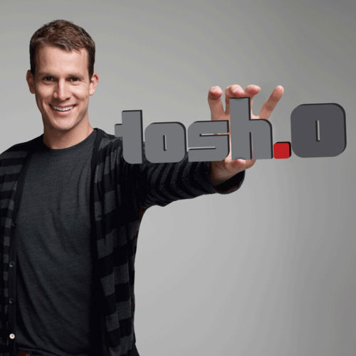 Daniel Tosh wrote on his  official Twitter page, &#39;Sorry to hear about the passing of greg giraldo. Thank you for everything.&#39; <span class=meta>(Photo courtesy of Daniel Tosh&#39;s official Twitter page)</span>