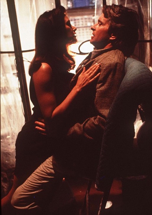 &#39;Disclosure&#39; &#40;1994&#41;: Michael Douglas&#39; character, Tom Sanders finds himself in the middle of a sexual harassment lawsuit with his former lover and boss, played by Demi Moore. <span class=meta>(Photo courtesy of Warner Bros. Pictures)</span>