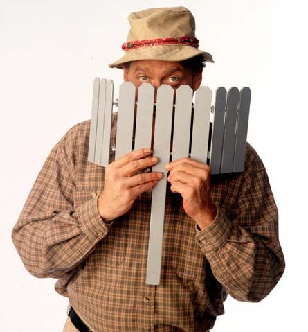 Promotional still of Earl Hindman for 'Home Improvement.'