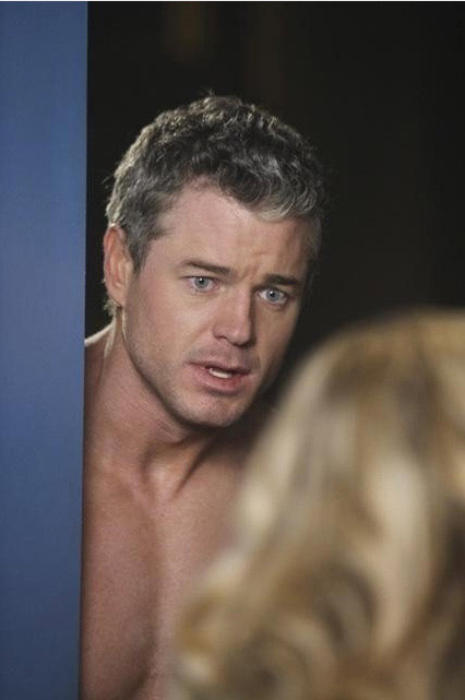 Dr. McSteamy is a daddy! A spokesman for 'Grey's Anatomy' heartthrob Eric Dane and his wife Rebecca Gayheart said the coup