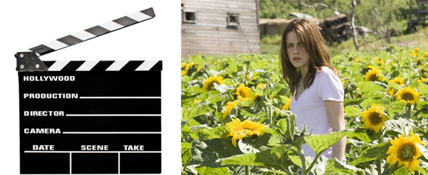 Kristen Stewart&#39;s mother and father also work in the industry as a script supervisor and a stage manager. Pictured: Kristen Stewart in a scene from &#39;The Messengers.&#39; <span class=meta>(Photos courtesy of Creative Crop and Sony Pictures)</span>