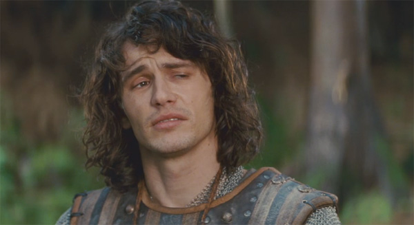 "<div class=""meta ""><span class=""caption-text "">James Franco plays the prince Fabious in the 2011 fantasy comedy movie, 'Your Highness.' (Universal Pictures)</span></div>"