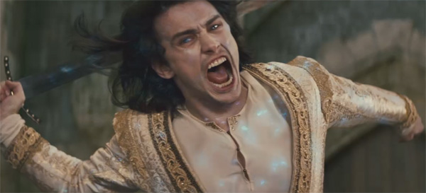 James Franco plays the prince Fabious in the 2011 fantasy comedy movie, &#39;Your Highness.&#39; <span class=meta>(Universal Pictures)</span>