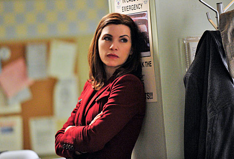 "<div class=""meta image-caption""><div class=""origin-logo origin-image ""><span></span></div><span class=""caption-text"">Tuesday, Jan. 11, 2011: 'The Good Wife' - This legal drama, starring Julianna Margulies, continues its second season on CBS at 10 p.m. ET. (CBS)</span></div>"