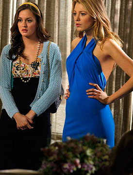 "<div class=""meta image-caption""><div class=""origin-logo origin-image ""><span></span></div><span class=""caption-text"">Monday, Jan. 24, 2011: 'Gossip Girl' - Leighton Meester and Blake Lively return as New York socialites Blair Waldorf and Serena van der Woodsen when this teen drama series continues its fourth season on the CW Network at 9 p.m. ET. (CW / CBS)</span></div>"