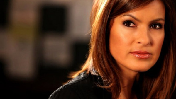 Mariska Hargitay appears in a promotional photo for 'Law and Order: SVU.'