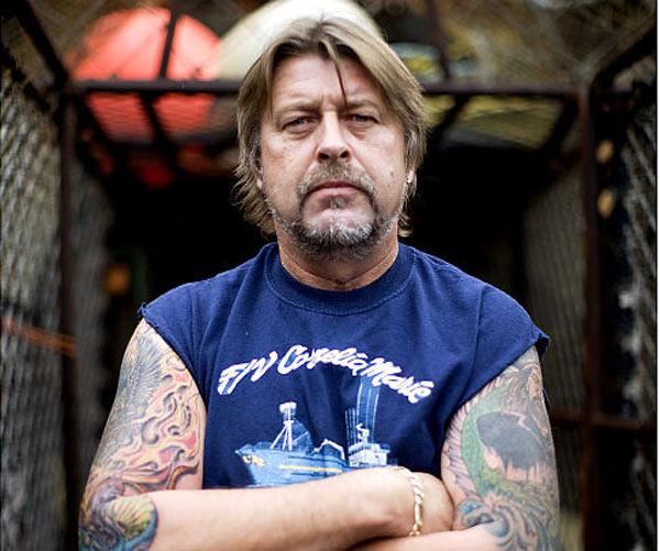 Captain Phil Harris of the crab fishing reality show &#39;Deadliest Catch&#39; died on Feb. 9, 2010 at age 53 after suffering a stroke. <span class=meta>(Discovery Channel)</span>