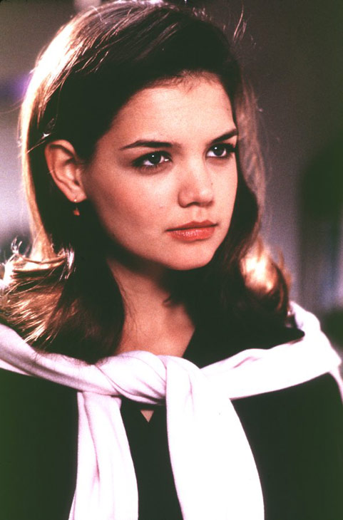 "<div class=""meta ""><span class=""caption-text "">In 2000, Katie Holmes performed her first nude scene in 'The Gift'.  She told 'GQ' 'just hope there aren't a lot of pauses on DVD players.' Pictured: Katie Holmes in a scene from 'The Gift.' (Photo courtesy of Paramount Pictures)</span></div>"