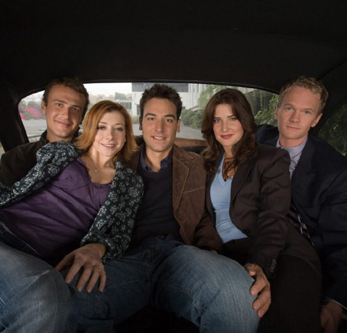 "<div class=""meta image-caption""><div class=""origin-logo origin-image ""><span></span></div><span class=""caption-text"">Monday, Jan. 3, 2011: 'How I Met Your Mother,' starring Neil Patrick Harris, Cobie Smulders, Jason Segel, Alyson Hannigan and Josh Radnor, continues its sixth season on CBS at 8 p.m. ET. (CBS)</span></div>"