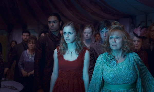 Hermione Granger &#40;Emma Watson&#41; appears in a scene from &#39;Harry Potter and the Deathly Hallows - Part 1.&#39; <span class=meta>(Warner Bros. Pictures)</span>