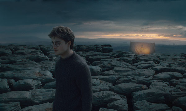 Harry Potter &#40;Daniel Radcliffe&#41; appears in a scene from &#39;Harry Potter and the Deathly Hallows - Part 1.&#39; <span class=meta>(Warner Bros. Pictures)</span>