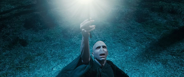 Lord Voldemort &#40;Ralph Fiennes&#41; appears in a scene from &#39;Harry Potter and the Deathly Hallows - Part 1.&#39; <span class=meta>(Warner Bros. Pictures)</span>