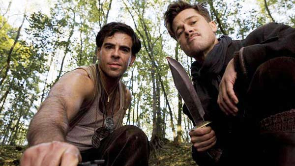 Sally Menke worked as a film editor in Quentin Tarantino's 2009 movie, 'Inglourious Basterds.' In this scene, Brad Pitt pleads a group of Jewish-American soldiers known as 'The Basterds' on a mission to scalp and kill Nazis.