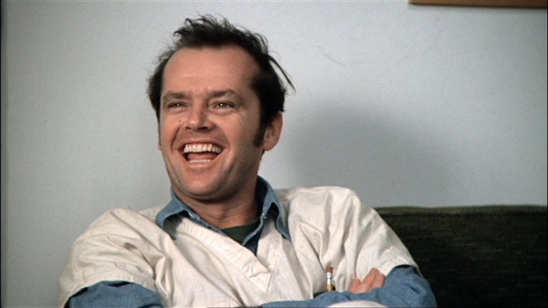 "<div class=""meta image-caption""><div class=""origin-logo origin-image ""><span></span></div><span class=""caption-text"">At the age of 37, Jack Nicholson discovered that the woman he always thought was his sister was actually his mother. FACT: Jack Nicholson was born on April 2, 1937 to 17 year old June Nicholson.  Jack grew up believing that June was his sister and his maternal grandmother Ethel May was his mother.  When he was 37, Jack received the official verification from June's sister, Lorraine, The Glasgow Herald reported. Pictured: Jack Nicholson in a scene from 'One Flew Over the Cuckoo's Nest.'  (Photo courtesy of Fantasy Films)</span></div>"