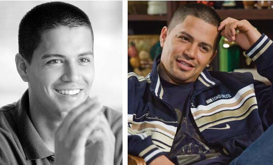 Jay Hernandez appears in a scene from 'Crazy/Beautiful.' / Jay Hernandez appears in a scene from 'Nothing like the Holidays.'