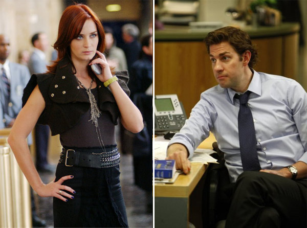 Emily Blunt and John Krasinski were married on...