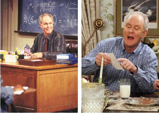 Before becoming Dr. Dick Solomon and brother to Sally Solomon on &#39;3rd Rock From The Sun,&#39; John Lithgow graduated from Harvard and began his acting career on Broadway.  &#39;3rd Rock From The Sun&#39; ran between 1996 and 2001 and when the show ended, Lithgow was cast in the film &#39;Orange County,&#39; which stars Jack Black and Colin Hanks. Lithgow continued on with his acting career, appearing in television movies such as &#39;My Life, Inc.&#39; and &#39;Einstein&#39;s Big Idea&#39; and films such as &#39;Dreamgirls,&#39; &#39;Confessions of a Shopaholic,&#39; &#39;Shrek and &#39;Leap Year.&#39;  Lithgow also landed recurring roles on shows such as &#39;Twenty Good Years&#39; from 2006 to 2008 and in 2010, he won an Emmy for playing serial killer Arthur Mitchell on the Showtime series &#39;Dexter&#39;.  In 2011, Lithgow appeared on the hit-TV comedy &#39;How I Met Your Mother&#39; as the father of Barney Stinson, who is played by Neil Patrick Harris. He also appears in a prequel to the hit &#39;Planet of the Apes&#39; film franchise - &#39;Rise of the Planet of the Apes,&#39; which stars James Franco. Over the years, Lithgow has earned multiple Tony and Emmy Awards, as well as two Academy Award nominations for his roles in the 1980s films &#39;The World According to Garp&#39; and &#39;Terms of Endearment.&#39; He has also recorded music and written poetry and short stories for children. Lithgow also delivers many commencement addresses and has shot ads for Campbell&#39;s Soup. Lithgow has been married twice and has a son and a daughter. &#40;Pictured: John Lithgow appears in a scene from the TV show, &#39;3rd Rock from the Sun.&#39; &#47; John Lithgow appears in a scene from the TV show, &#39;How I Met Your Mother&#39; in 2011.&#41; <span class=meta>(Carsey-Werner Company&#47;20th Century Fox Television)</span>