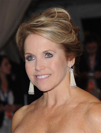 News Category: &#39;CBS Evening News with Katie Couric&#39; star earns &#36;15 million per year, according to TVGuide.com. <span class=meta>(AP)</span>