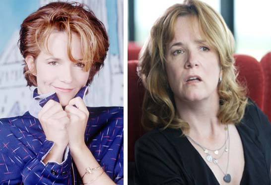 "<div class=""meta ""><span class=""caption-text "">Before the days of 'Sex in the City' there was 'Caroline in the City' starring a successful cartoonist, played by Lea Thompson, who makes it big in Manhattan. The central part of the show was about her love life and good source of humor. 'Caroline in the City' overlapped with the hit TV show 'Friends' as Matthew Perry made several guest appearances as Chandler Bing. Thompson went on to have a recurring role on 'For the People' and a variety of films including 'Spy School,' 'Final Approach,' and 'Mayor Cupcake.' Thompson is most remembered for her role as Lorraine Baines McFly in the 'Back to the Future' trilogy. Thompson is working on four films: 'The Trouble with the Truth,' 'Switched at Birth,' 'The Gatekeeper,' and 'Prettyface.' She married director Howard Deutch in 1988. They have two daughters: Madelyn Deutch, born March 23, 1991 and Zoey Deutch, born Dec. 1, 1994.  (CBS Production/Sabbatical Pictures)</span></div>"
