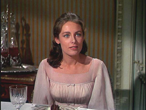 Christopher Plummer &#40;Captain Von Trapp&#41; taught his on-screen daughter Charmian Carr &#40;Liesl&#41; how to drink. Carr was 21 at the time. &#39;I had a huge crush on him,&#39; Carr told Oprah Winfrey. &#39;He was so perfect and he spoke with this perfect, British accent.&#39; &#40;Pictured: Charmian Carr &#40;Liesl&#41; in a scene from &#39;The Sound of Music&#39;.&#41; <span class=meta>(Twentieth Century Fox Film Corporation &#47; Robert Wise Productions)</span>