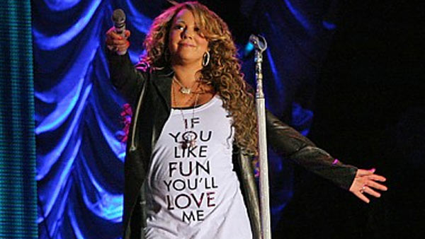 After months of speculation, Mariah Carey and Nick Cannon finally confirmed in October 2010 that they are expecting their first child in the spring of 2011. <span class=meta>(MariahCarey.com)</span>