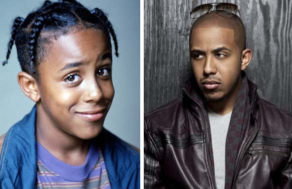 On &#39;Sister, Sister,&#39; Marques Houston played Roger Evans, the pesky, annoying, but well-meaning neighbor that made most people want to scream, &#39;Go home Roger!&#39;  Houston went on to appear on shows such as &#39;One on One&#39; and &#39;Cuts&#39; and in the small film &#39;Somebody Help Me&#39; in 2006 as well as in its 2010 sequel. Houston is also a singer and rapper and was part of the group Immature&#47;IMx until 2002. As of 2011, he has released five solo albums - the most recent being the 2010 record, &#39;Mattress Music.&#39; &#40;Pictured: Marques Houston appears in a promotional photo for the TV show, &#39;Sister, Sister.&#39; &#47; Marques Houston appears in an undated photo posted on his MySpace space.&#41; <span class=meta>(Paramount Television &#47; MySpace.com&#47;marqueshouston)</span>