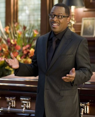 "<div class=""meta ""><span class=""caption-text "">'Death at a Funeral' star, Martin Lawrence married his longtime girlfriend Shamicka Gibbs in an intimate ceremony at the actor's home in Beverly Hills, California in July 2010.  The couple has two children, Amara, 7, and Iyana, 9. Lawrence has a daughter, Jasmine, 14, from a previous marriage. (Photo courtesy of Parabolic Pictures Inc.)</span></div>"