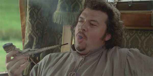 "<div class=""meta ""><span class=""caption-text "">Danny McBride as Prince Thadeous in the 2011 fantasy comedy movie, 'Your Highness.' (Universal Pictures)</span></div>"