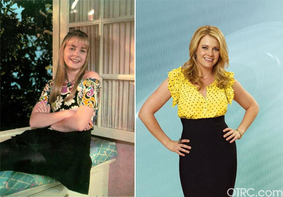Melissa Joan Hart was best known for her roles on 'Clarissa Explains It All' back in 1991 and 'Sabrina the Teenage Witch' in 1996.