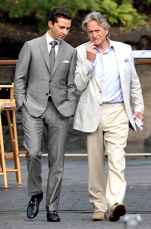 &#39;Wall Street: Money Never Sleeps&#39; &#40;2010&#41;: Michael Douglas&#39; most recent film sees him reprising his role as Gordon Gekko alongside Shia LaBeouf, who partners with Douglas to warn the financial community of an economic disaster. <span class=meta>(Photo courtesy of Edward R. Pressman Film)</span>